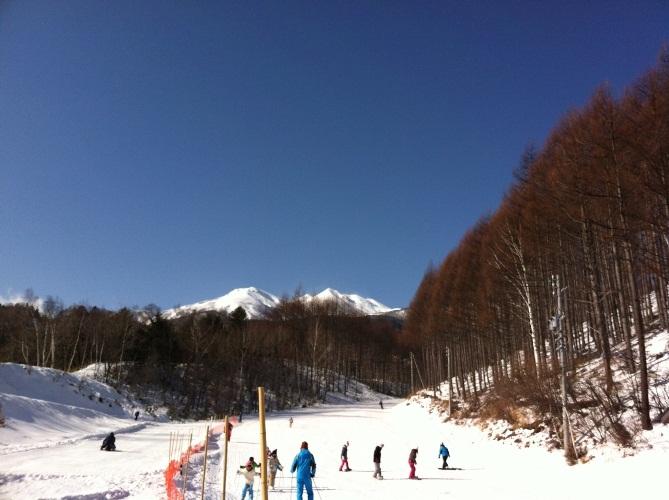 Mt乗鞍スキー場フルオープン!