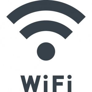 Wi-Fi全館開通♪