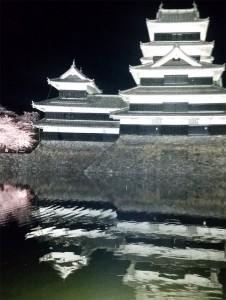 松本城夜桜_03